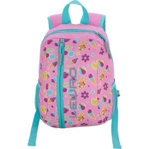 Lewro CHILL 7 růžová NS - Dětský batoh