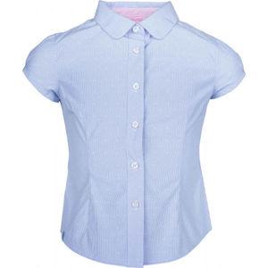 Lewro LUANA modrá 128-134 - Dívčí košile
