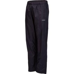 Lewro ORIN černá 152-158 - Dětské šusťákové kalhoty