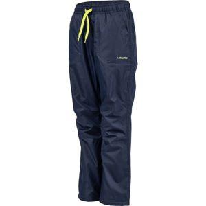 Lewro ZOWIE zelená 128-134 - Dětské zateplené kalhoty