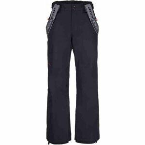 Loap FOTIS černá XL - Pánské lyžařské kalhoty