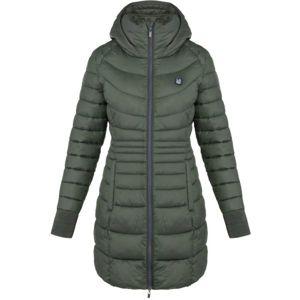 Loap JESNA zelená M - Dámský zimní kabát