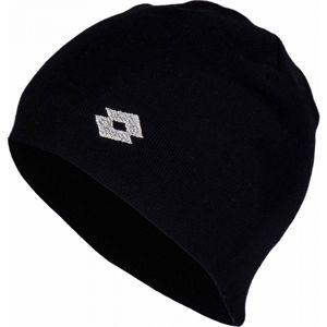 Lotto ALENE černá UNI - Zimní čepice