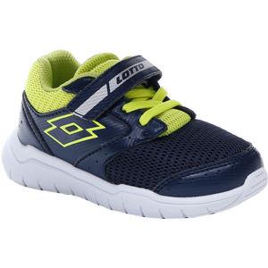 Lotto SPEEDRIDE 600 V INF SL modrá 24 - Dětské sportovní boty