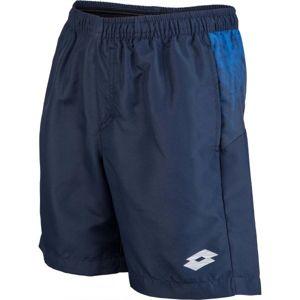 Lotto SPACE II SHORT B tmavě modrá M - Chlapecké sportovní šortky