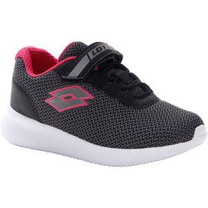 Lotto TERALIGHT CL SL růžová 30 - Dětské volnočasové boty