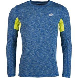 Lotto VLAD žlutá XL - Pánské triko s dlouhým rukávem
