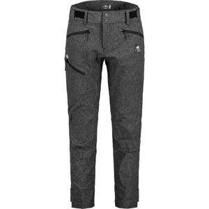 Maloja AVIULM černá L - Pánské kalhoty na kolo
