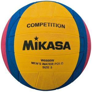 Mikasa W6600W  5 - Pánský míč na vodní pólo
