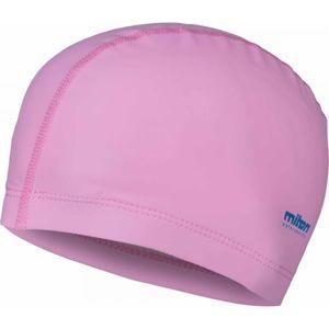 Miton FUNDY růžová NS - Plavecká čepice