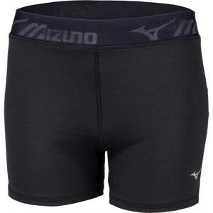 Mizuno SHORT TIGHT černá XL - Dámské multisportovní šortky