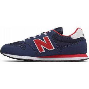 New Balance GM500TRT modrá 10.5 - Pánská volnočasová obuv