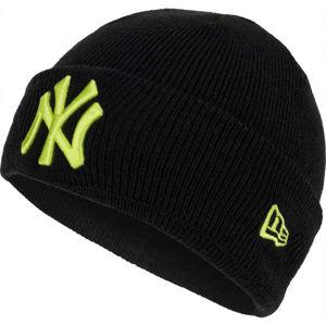 New Era MLB KIDS ESSENTIAL NEW YORK YANKEES  YOUTH - Dětská zimní čepice