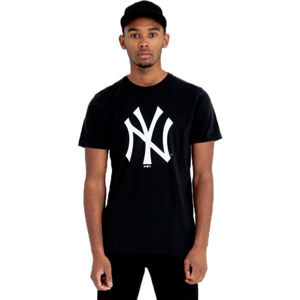 New Era NEW YORK YANKEES TEAM LOGO TEE  S - Pánské triko