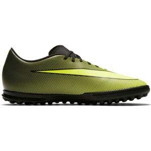 Nike BRAVATAX II TF černá 8.5 - Pánské turfy