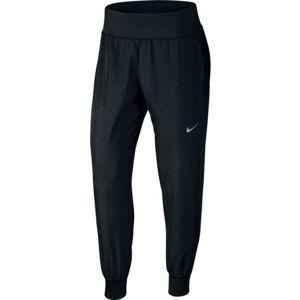 Nike DRY ESSENTIAL PANT COOL černá M - Dámské běžecké kalhoty