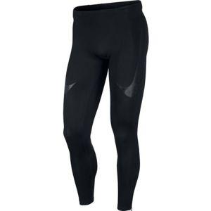 Nike TIGHT GX 2.0 černá L - Pánské běžecké legíny