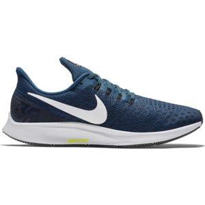 Nike AIR ZOOM PEGASUS 35 modrá 8.5 - Pánská běžecká obuv