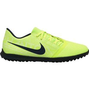 Nike PHANTOM VENOM CLUB TF žlutá 10.5 - Pánské turfy