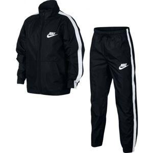 Nike NSW WOVEN TRACK SUIT černá L - Chlapecká sportovní souprava
