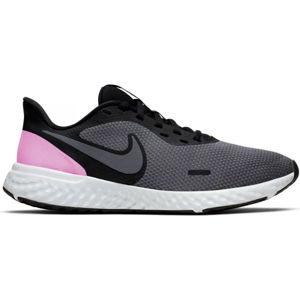 Nike REVOLUTION 5 W černá 9 - Dámská běžecká obuv