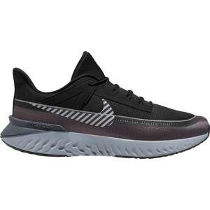 Nike LEGEND REACT 2 SHIELD černá 9.5 - Pánská běžecká obuv