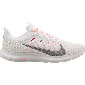 Nike QUEST 2 bílá 7.5 - Dámská běžecká obuv