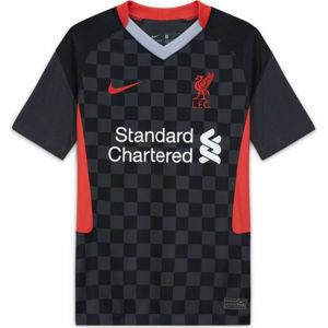 Nike LFC Y NK BRT STAD JSY SS 3R  S - Chlapecké fotbalové tričko