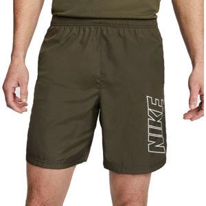 Nike DRY ACDMY SHORT WP M tmavě zelená 2XL - Pánské šortky