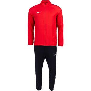Nike DRY ACDMY18 TRK SUIT W M červená L - Pánská fotbalová souprava
