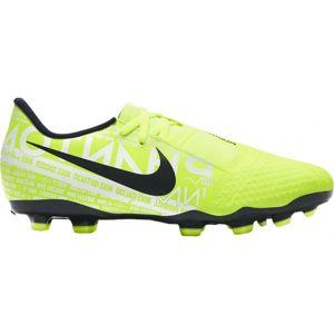 Nike JR PHANTOM VENOM ACADEMY FG žlutá 3 - Dětské kopačky