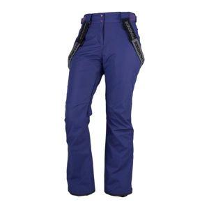 Northfinder DANIELLA fialová XL - Dámské lyžařské kalhoty