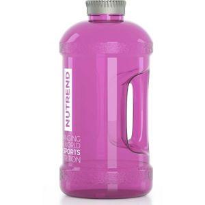 Nutrend GALON 2L růžová NS - Hydratační láhev