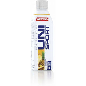 Nutrend UNISPORT 0,5L ANANAS   - Sportovní nápoj