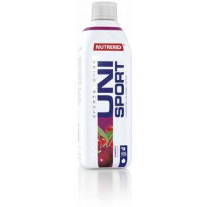 Nutrend UNISPORT 1L CHERRY   - Sportovní nápoj