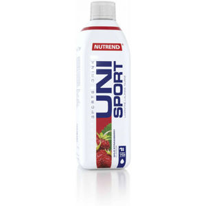 Nutrend UNISPORT 1L LESNÍ JAHODA   - Sportovní nápoj