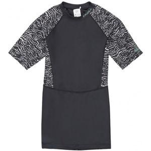 O'Neill PW MIX S/SLV SKINS černá XL - Dámské tričko do vody