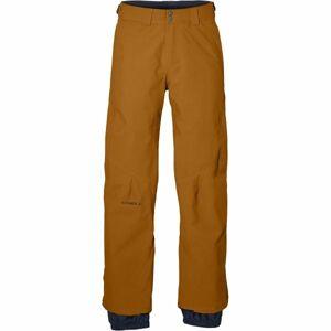O'Neill PM HAMMER PANTS hnědá XL - Pánské snowboardové/lyžařské kalhoty