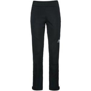 Odlo WOMEN'S PANTS AEOLUS ELEMENT černá M - Dámské kalhoty na běžky