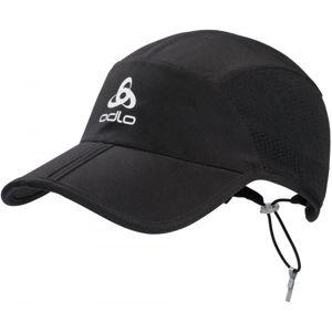 Odlo CAP CERAMICOOL X-LIGHT černá L/XL - Sportovní kšiltovka