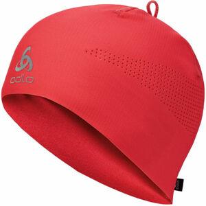 Odlo MOVE LIGHT HAT HIBISCUS oranžová NS - Sportovní čepice