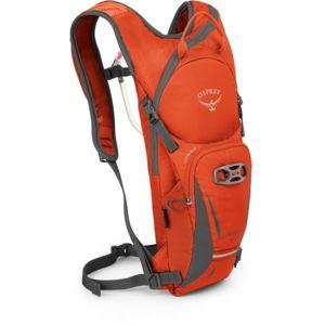 Osprey VIPER 3 oranžová  - Cyklistický batoh