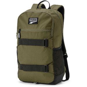 Puma DECK BACKPACK zelená NS - Multifunkční batoh