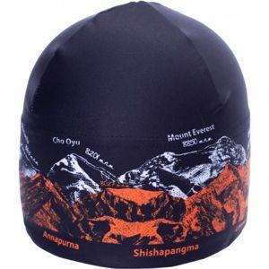 R-JET OUTDOOR ČEPICE HORY oranžová UNI - Funkční sportovní čepice