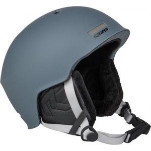 Reaper EPIC šedá (54 - 58) - Pánská snowboardová helma