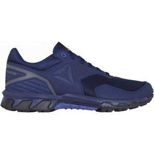 Reebok RIDGERIDER TRAIL 4.0 tmavě modrá 9 - Pánská běžecká obuv