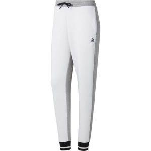 Reebok WOR MYT TS PANT bílá M - Dámské sportovní kalhoty