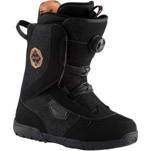 Rossignol ALLEY BOA H3 W  8 - Dámské snowboardové boty