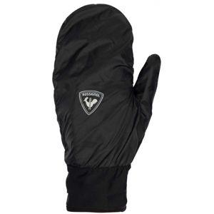 Rossignol RO-XC ALPHA-I TIP černá S - Lyžařské rukavice 2 v 1