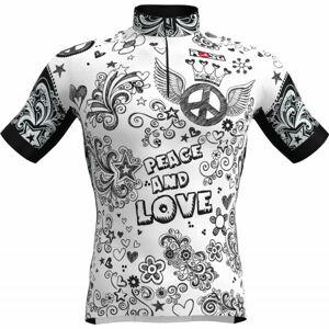 Rosti PACE AND LOVE  2XL - Pánský cyklistický dres